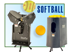 Sports Tutor Softball Machines