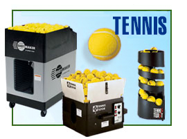 Sports Tutor Tennis Machines