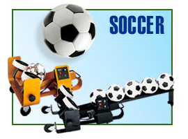 Sports Tutor Soccer Machines