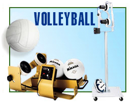 Sports Tutor Vollyball Machines